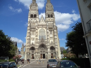 Saint Gatian Cathedral, Tours