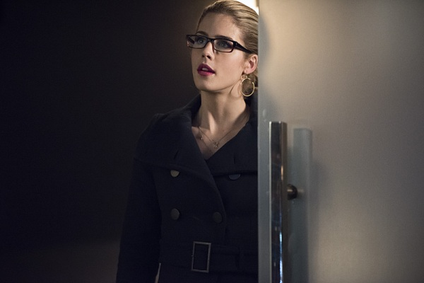 """Arrow -- """"Nanda Parbat"""" -- Image AR315C_0032b-- Pictured: Emily Bett Rickards as Felicity Smoak -- Photo: Dean Buscher/The CW -- © 2015 The CW Network, LLC. All Rights Reserved."""