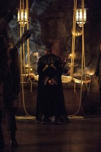 Darth Ra's greenarrowtv.com