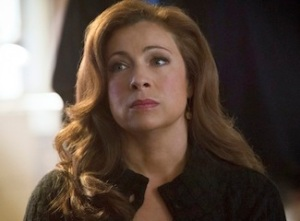 Alex Kingston as Dinah Lance, The CW, tvline.com