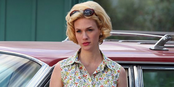 "January Jones as Betty Draper, ""The Better Half,"" [6.9], AMC, www.wired.com"