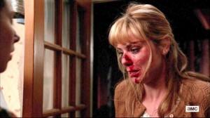Collette Wolfe as Brenda, AMC, www.zimbio.com