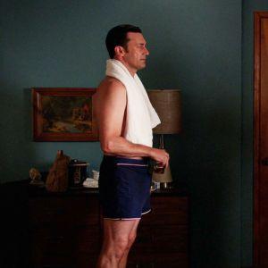 Jon Hamm as Don Draper, AMC, spylight.com