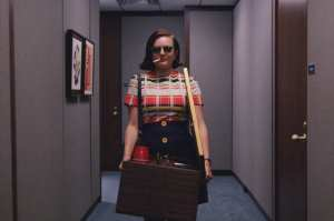 Elisabeth Moss as Peggy Olson, AMC, nymag.com