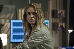 Caity Lotz as Sara Lance, accesshollywood.com