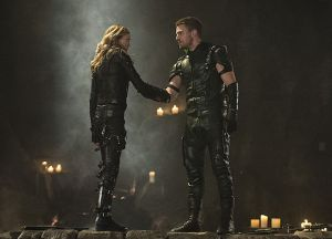 Black Canary and Arrow, moviepilot.com