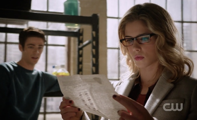 arrow-felicity-dna-test