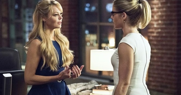 Arrow - Episode 4.22 - Lost In The Flood