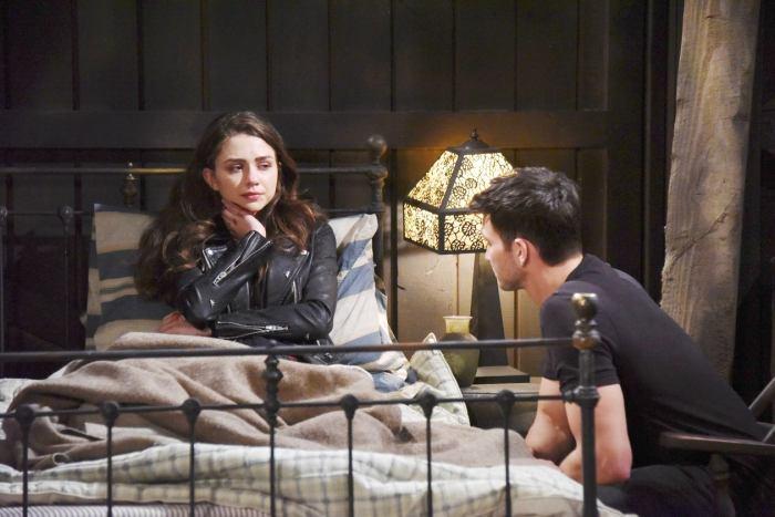 Ciara and Ben, Cabin