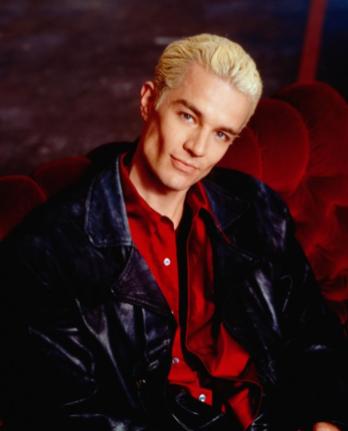 Buffy the Vampire Slayer's Spike (James Marsters) Buffy.wikia.com